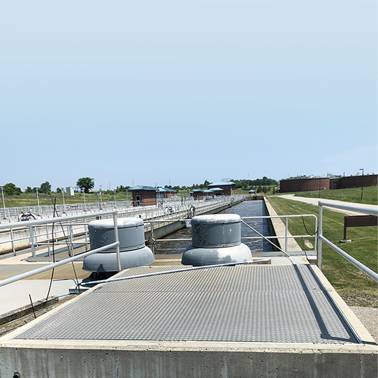 Courtice Water Plant in Canada | WSP