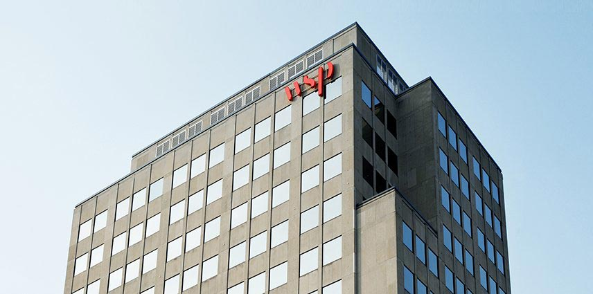 WSP Montreal headquarters building