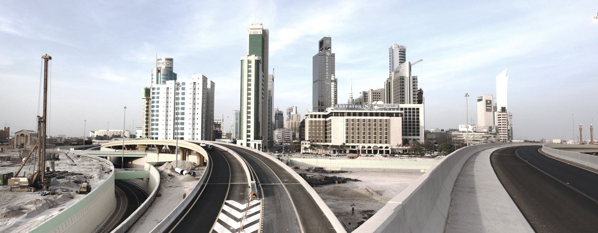First Kuwait Ring Road