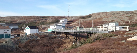 Water Treatment Facility in Harrington Harbour