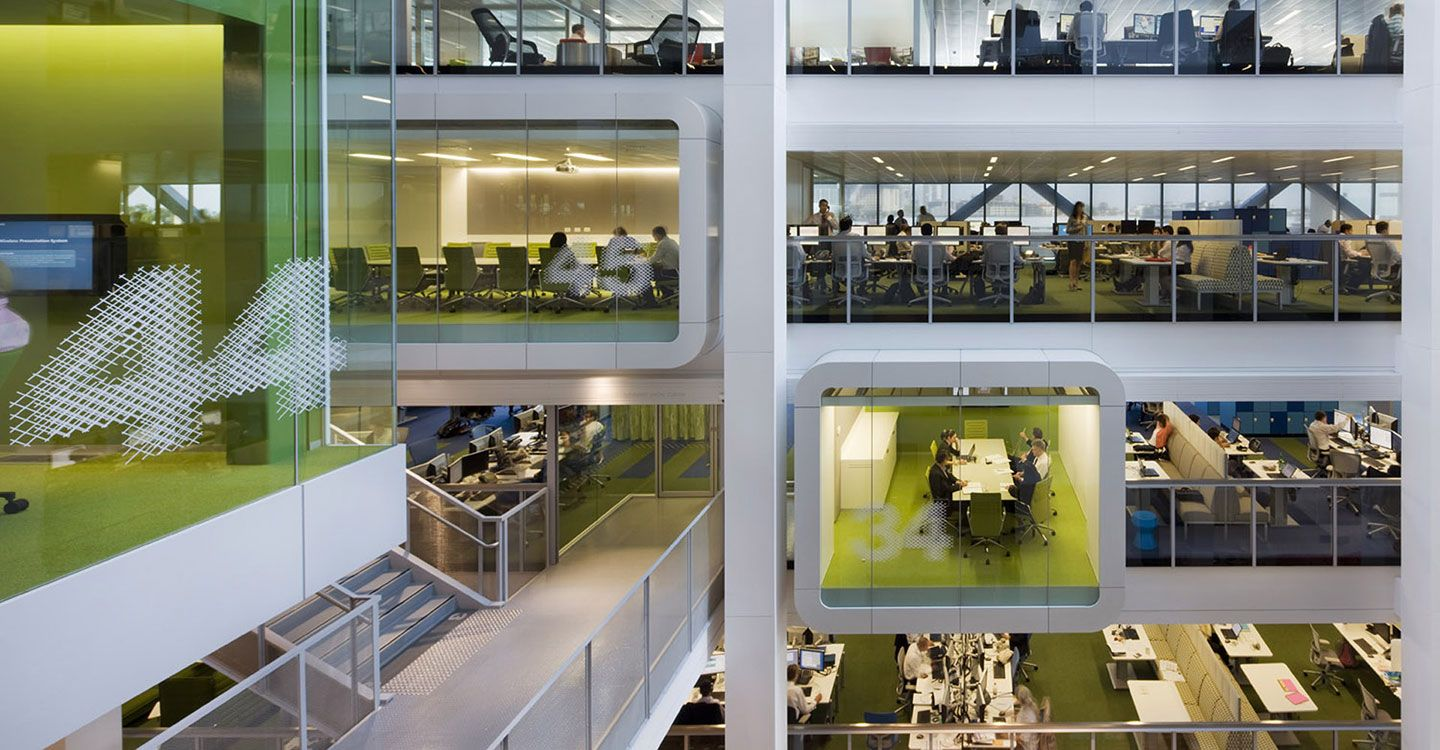 innovative office designs. The Vertical Campus: Innovative Office Towers Are Taking Shape In Asia | WSP Innovative Office Designs