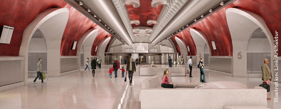 ISTSS  rendering for Stockholm bus terminal undergroundThumbnail