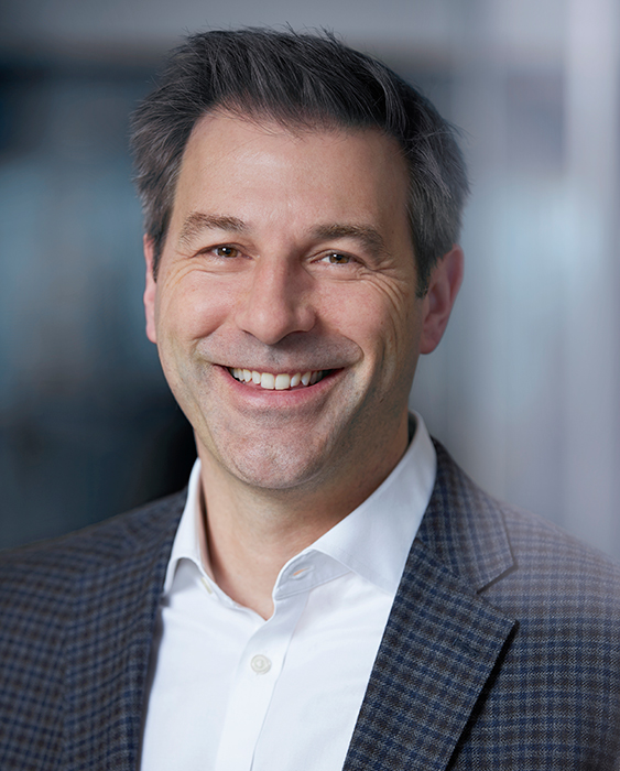 Alexandre L'Heureux, President and CEO | WSP