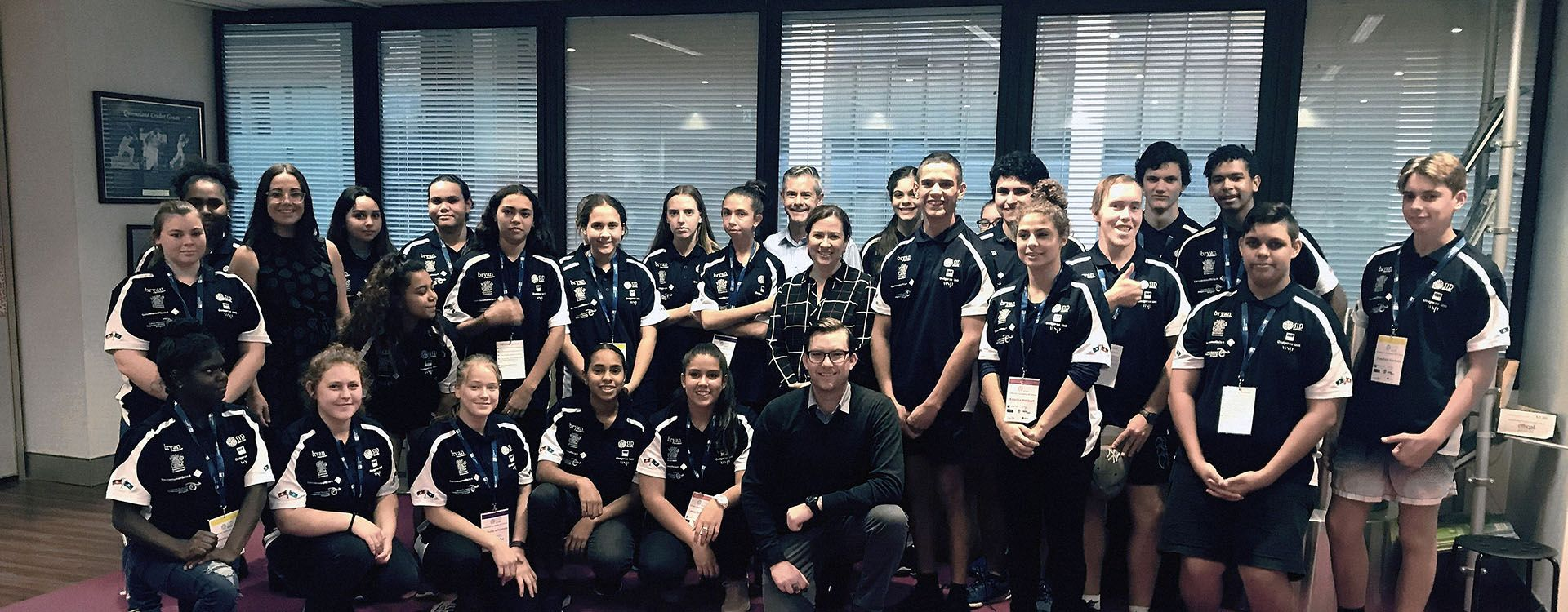 To address the under representation of Indigenous Australians in STEM industries, WSP and QUT established the Science and Infrastructure Development (SID) School in 2012.