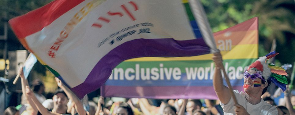 WSP Perth celebrating love, inclusivity and equality at PrideFest 2018