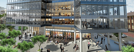 1PSQ sets the tone for Parramatta's urban renewal on a grand scale. WSP's team equipped this landmark building with mechanical, electrical, HVAC and fire engineering services which enabled a flexible, energy-efficient and smart space.