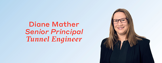 Diane Mather strives to bring the highest level of technical excellence to all that she does