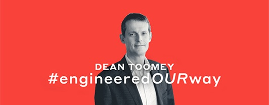 Dean Toomey is driven to helping our clients and communities achieve a sustainable water future.