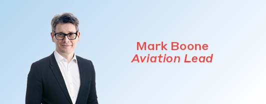 Mark Boone is Bringing a Global Air of Aviation Experience to WSP in Australia.