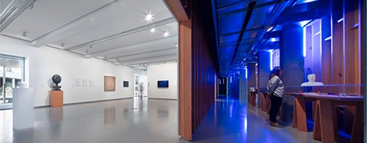 WSP delivered best-practice climate control for Monash University Museum of Art