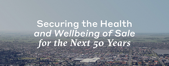 WSP secured the health and wellbeing of Sale for the next 50 years