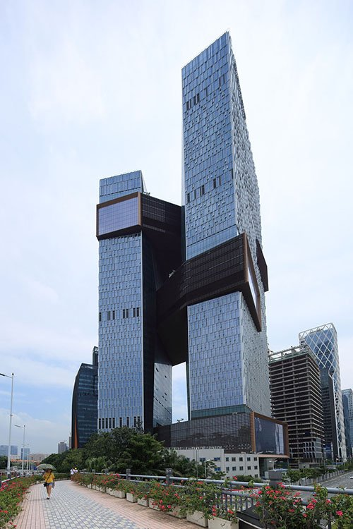 Opening of Tencent's New Headquarters | WSP