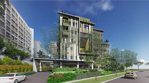 img-Yishun Polyclinic and Senior Care Centre-2