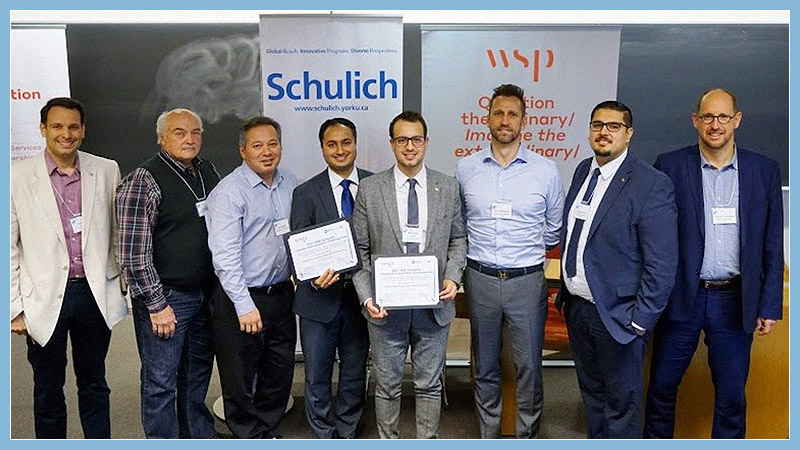 Investing in future infrastructure industry leaders WSP Schulich Innovation Challenge