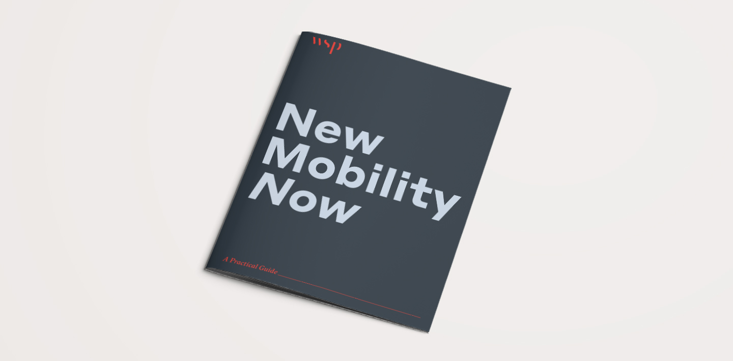 New Mobility Now - A Practical Guide - Whitepaper