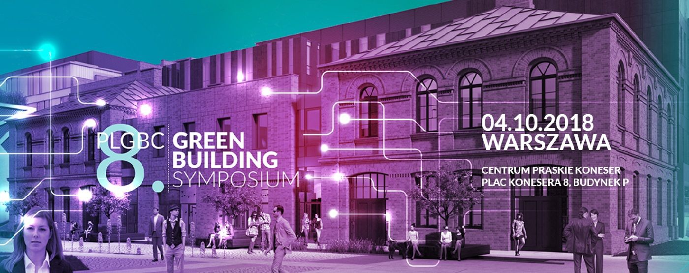 WSP Polska na PLGBC Green Building Design Symposium 2018