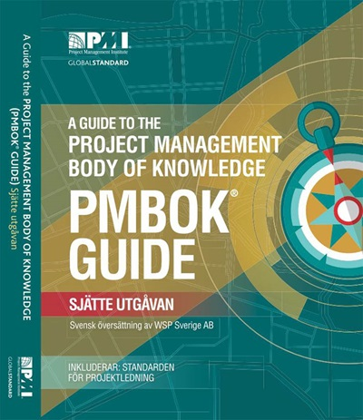 Omslag PMBOK 6th edition