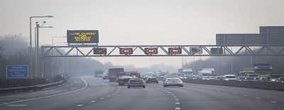 Highways England Smart Motorways