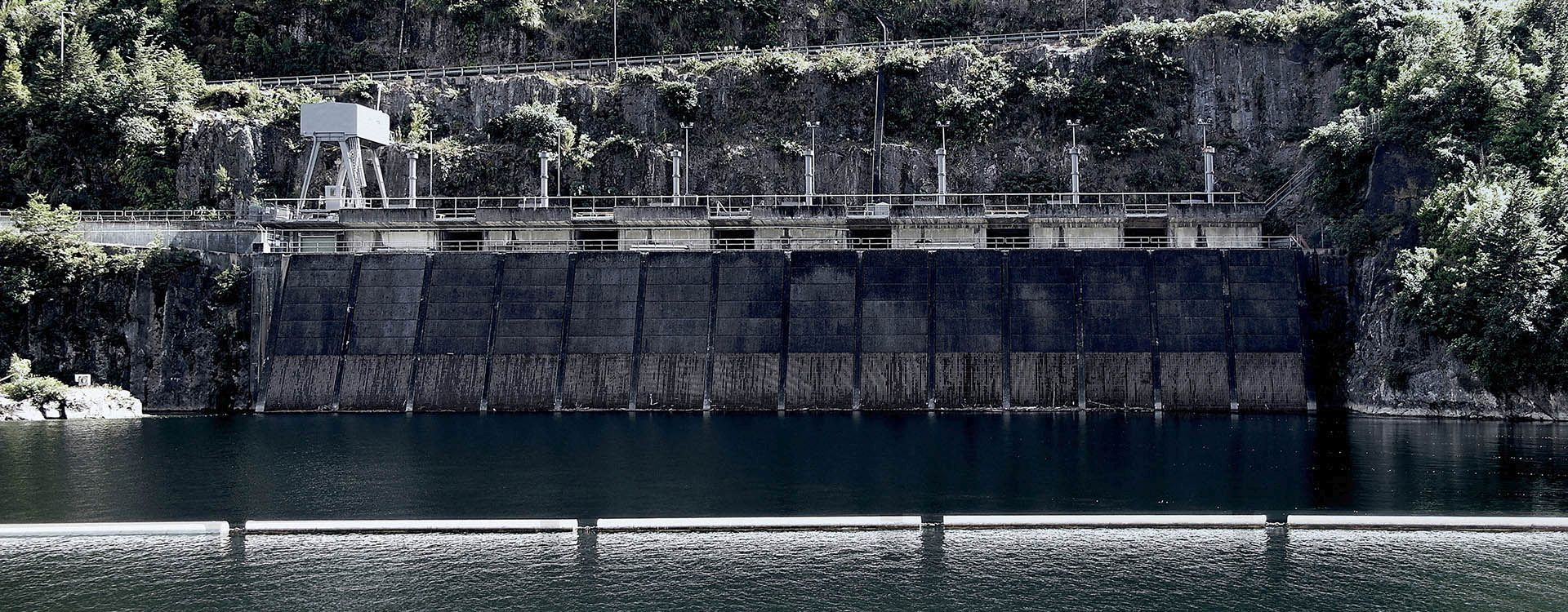 Manapouri Hydropower, New Zealand
