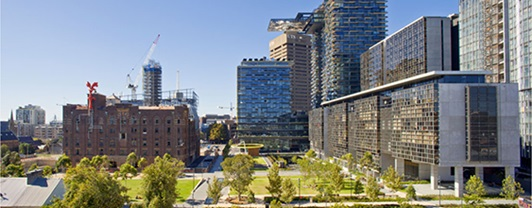 Sustainability Strategies for Central Park Sydney