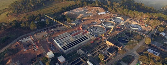 Lower South Creek project - new and upgraded wastewater infrastructure to support an additional half a million people living in Sydney's North-West by 2040