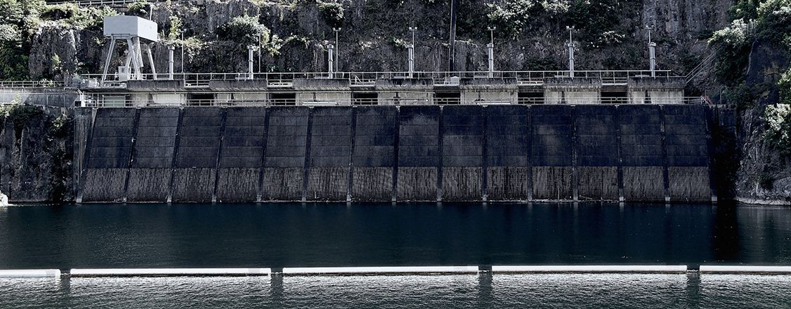 Manapouri Hydropower Station, New Zealand