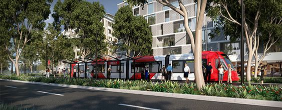 As one of the NSW Government's major infrastructure projects, the Parramatta Light Rail is being delivered by WSP to serve a growing Sydney.