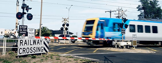 The Regional Rail Link is a landmark infrastructure project, which removed major bottlenecks in Victoria's rail network by separating metropolitan and regional rail tracks in Melbourne.