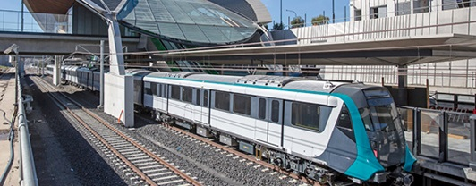 Sydney Metro Northwest, formerly the North West Rail Link, is the first stage of Sydney Metro and will be the first fully-automated metro rail system in Australia.