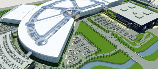 Traffic Impact Analysis for Ikea Shopping Mall at Wuxi