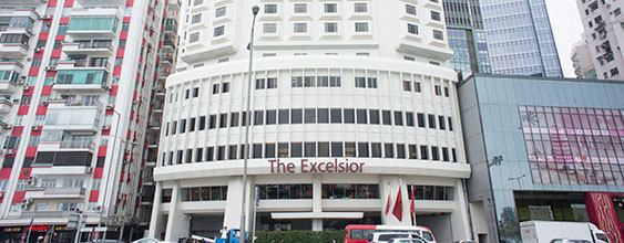 Hong Kong Excelsior Hotel Redevelopment Project Wsp