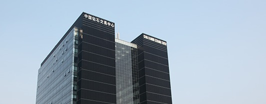 thn-lujiazui diamond exchange building