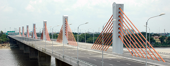 thn-second vivekananda bridge and tollway
