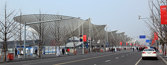 thn-shanghai expo transportation and pedestrian planning