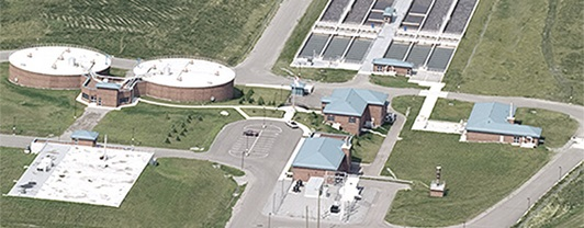 thn-Courtice Water Pollution Control Plant