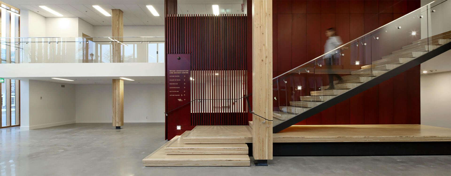 Wood Innovation and Design Centre
