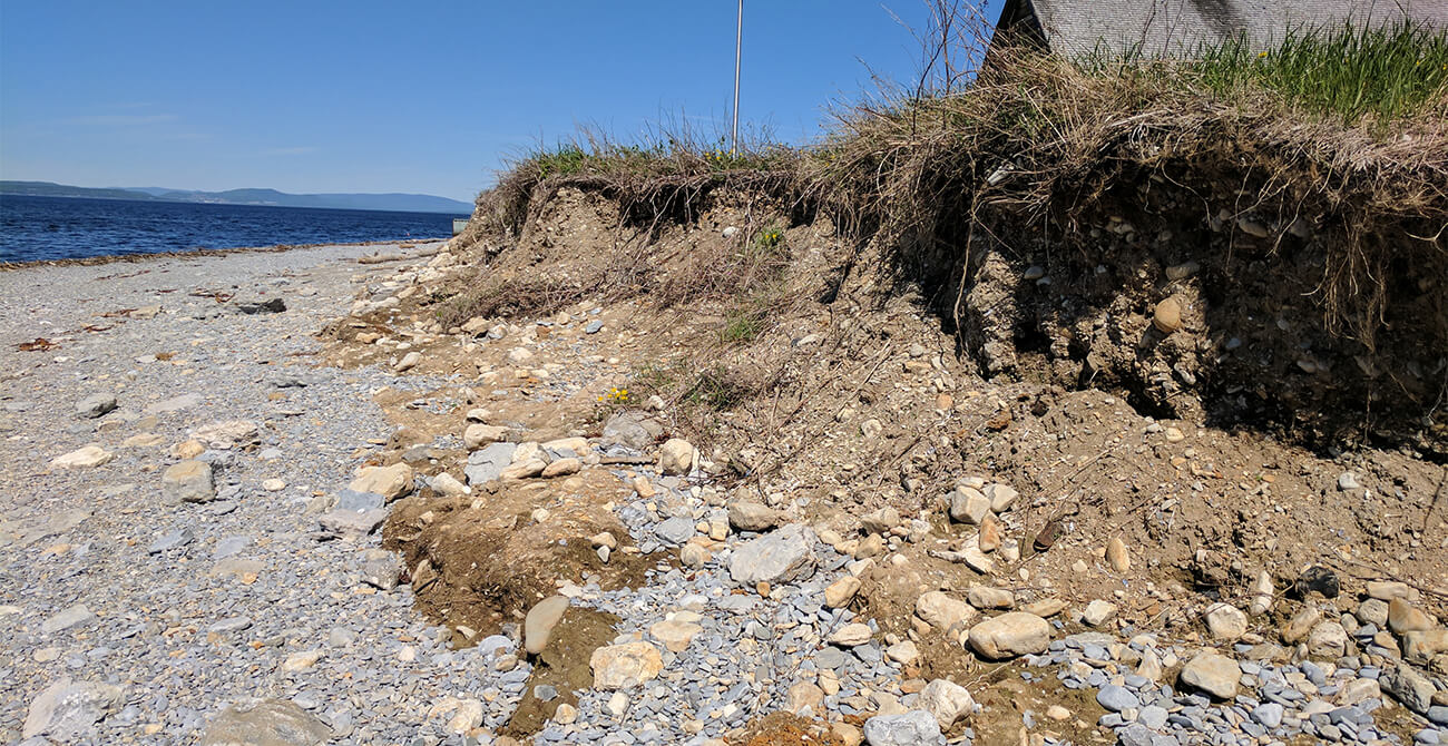 img-Forillion National Park-View of the eroded shoreline after a storm