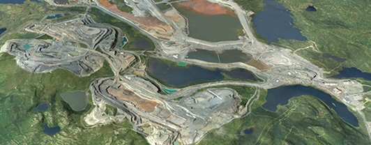 thn-Bloom Lake Iron Mine Expansion