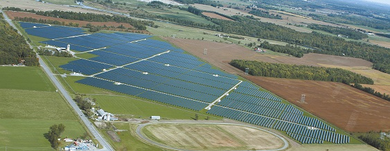 Centrale solaire Arnprior