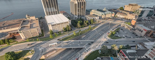 Cogswell Street Interchange - Redeveloping Halifax's Historic Waterfront