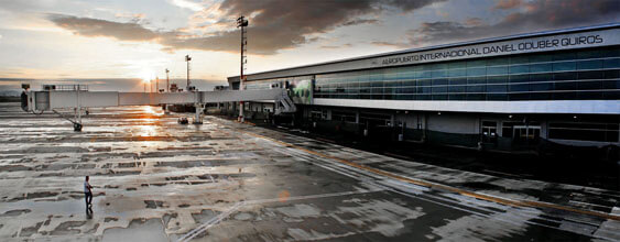 Daniel Oduber Quiros International Airport