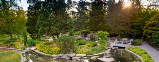 David Braley and Nancy Gordon Rock Garden – Jardins botaniques royaux