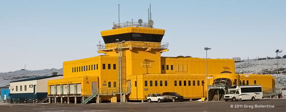 Iqaluit International Airport
