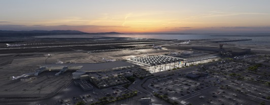 Marseille Provence Airport Extension Project | WSP