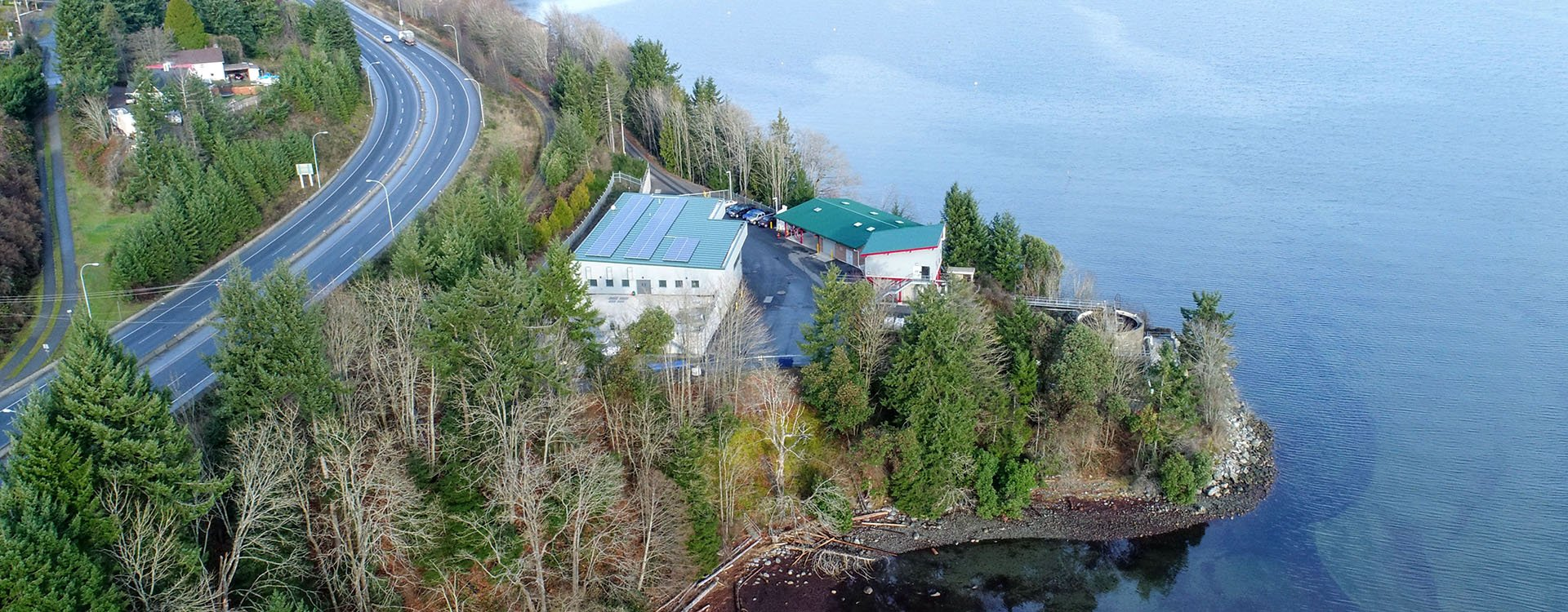 Town of Ladysmith Wastewater Treatment Plant Upgrade