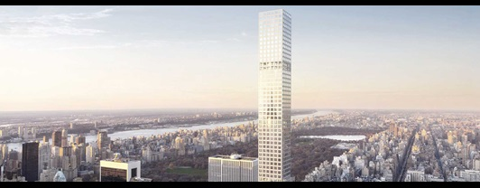 432 Park Avenue New York High Rise Banner