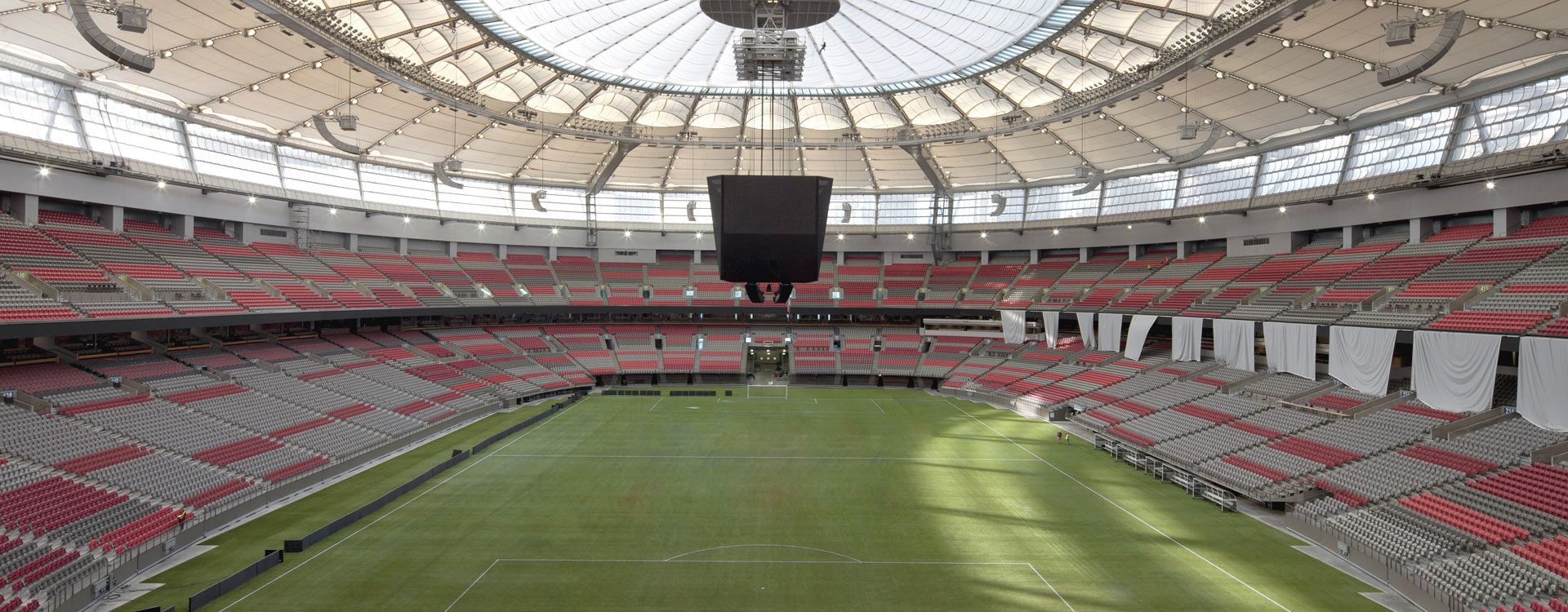 Engineering Bc Place Stadium Wsp