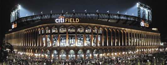 Engineering Citi Field - Home of New York Mets