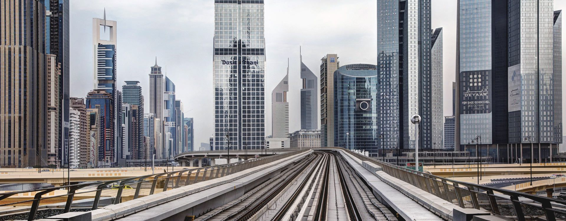 Dubai Integrated Rail Master Plan