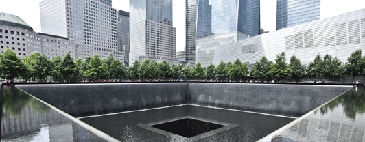 Engineering National September 11 Memorial and Museum – fountain pools